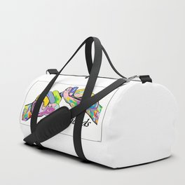 ASL Friends Duffle Bag
