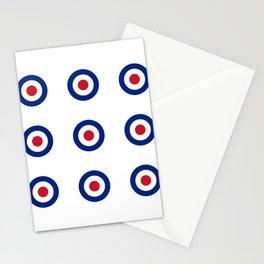 Mod Targets Stationery Cards