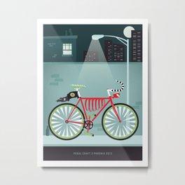Sarah Thomas Metal Print