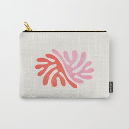 Star Leaves: Matisse Color Series   Mid-Century Edition Carry-All Pouch