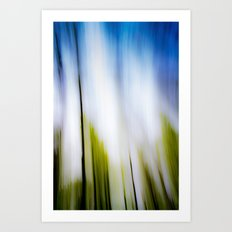 Abstracts Of Abstract Art Print