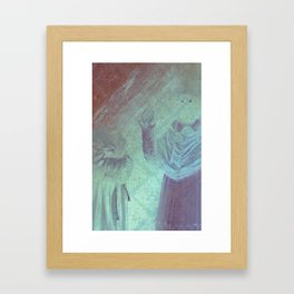 Take To The Streets Framed Art Print