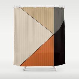 Fashion decor Shower Curtain