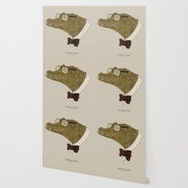 Spectacle(d) Caiman Wallpaper