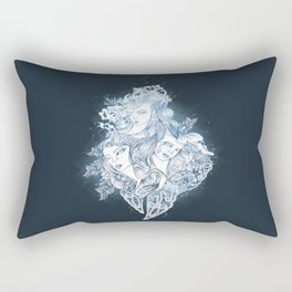 Mermaids Rectangular Pillow