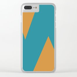 ZigZagZig Clear iPhone Case