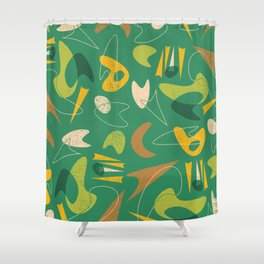 Lopevi Shower Curtain