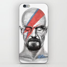 Walter White - A Lab Insane iPhone Skin