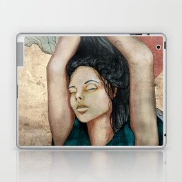 """Anabelle Dust"" by carographic Laptop & iPad Skin"