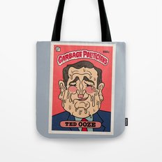 Ted Ooze Tote Bag