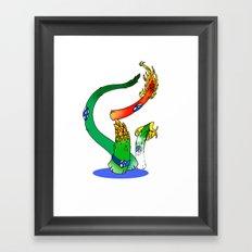 Asparagus 4 Framed Art Print