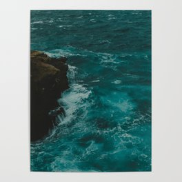 Big Sur Coastal Poster