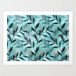 Light and Breezy Art Print