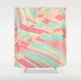Smoothie Shower Curtain