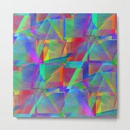 Prisms Metal Print