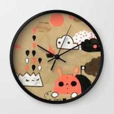 Tobermory Wall Clock