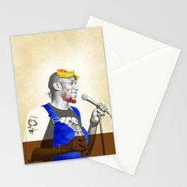 Yasiin Bey / Mos Def Stationery Cards