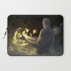 Forge of Worlds Laptop Sleeve