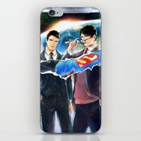 heroes iPhone & iPod Skins featuring Heroes by Hai-ning