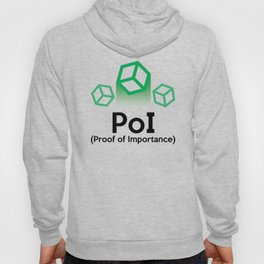 PoI - Proof of Importance Hoody