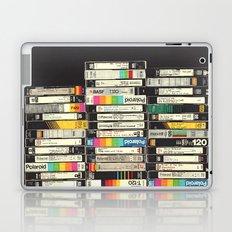VHS Stack Laptop & iPad Skin