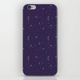 Little astronauts iPhone Skin