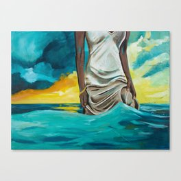 Venture Canvas Print
