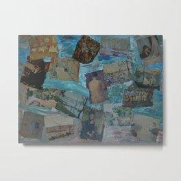 The Impressionists No. 4 COL140215d Metal Print