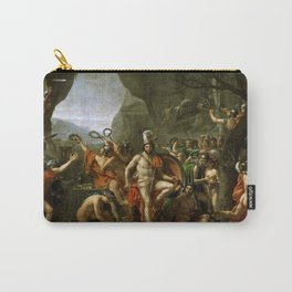 Leonidas at Thermopylai  Carry-All Pouch