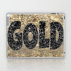 Gold-115 Laptop & iPad Skin