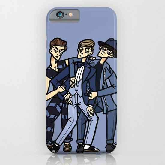file 033. blue brothers iPhone & iPod Case