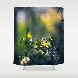 Beneath the Trees Shower Curtain