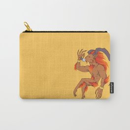Tea Toting Ifrit Carry-All Pouch