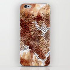 The skin of Cheetah iPhone & iPod Skin