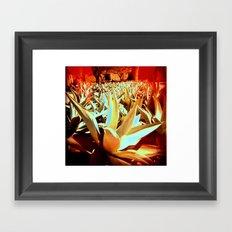 Maguey Framed Art Print