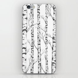 White Nature iPhone Skin