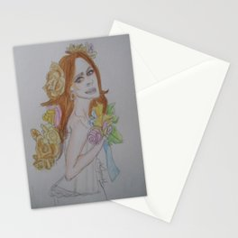 Sharon den Adel. Stationery Cards