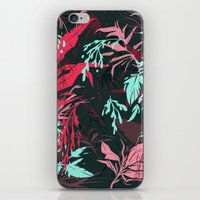 jungle iPhone & iPod Skins featuring Jungle by theroyalbubblemaker