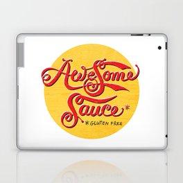 Awesome Sauce (gold) Laptop & iPad Skin