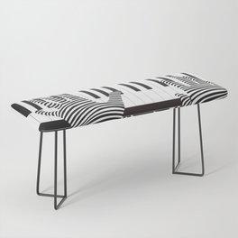 B&W Pianist