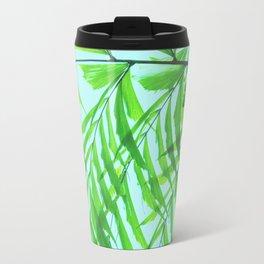 Mod Fishtail Palms Travel Mug