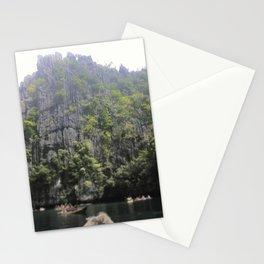 Cliffs of El Nido Stationery Cards