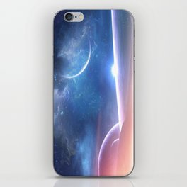 A world untouched iPhone Skin