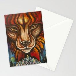 'Lynx' by Vanessa Stark Stationery Cards