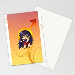 Sailor Mars Stationery Cards
