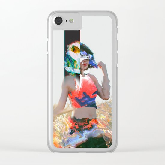 Leeri Clear iPhone Case