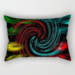 Abstract perfection 47 Rectangular Pillow