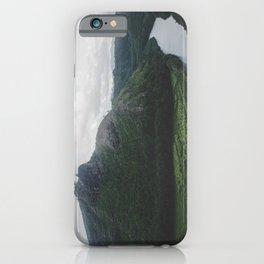 River Mountain Trail - Kauai, Hawaii iPhone Case