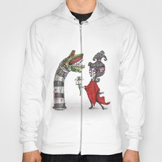 Lydia and the Sandworm Hoody