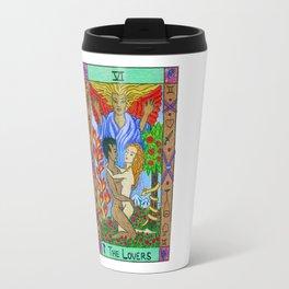 The Lovers - Tarot Travel Mug